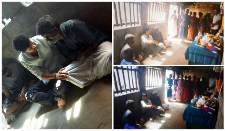 Vijay consoles Anitha's family