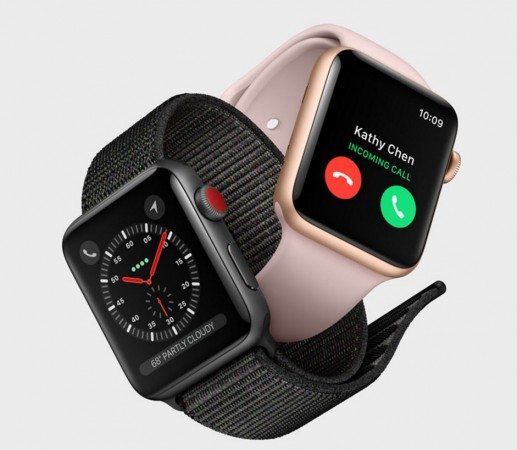 Apple Watch Series 3 With LTE Expands To Four New Countries