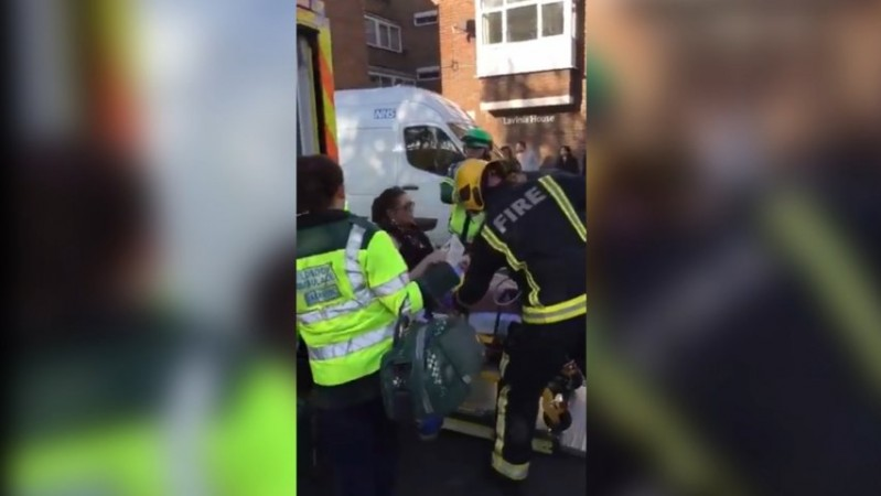 Many injured in Parsons Green incident including burns