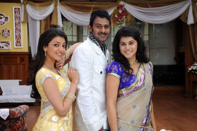 Image result for kajal aggarwal with koushal in mr perfect