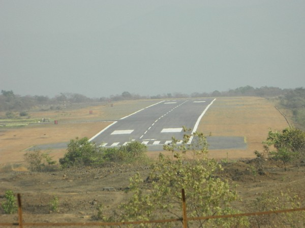 Aamby Valley airstrip