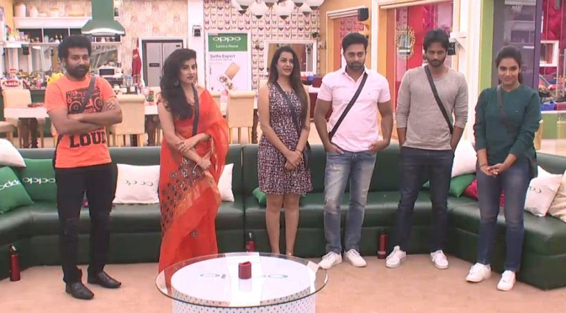 Diksha Panth's last moment in Bigg Boss Telugu house