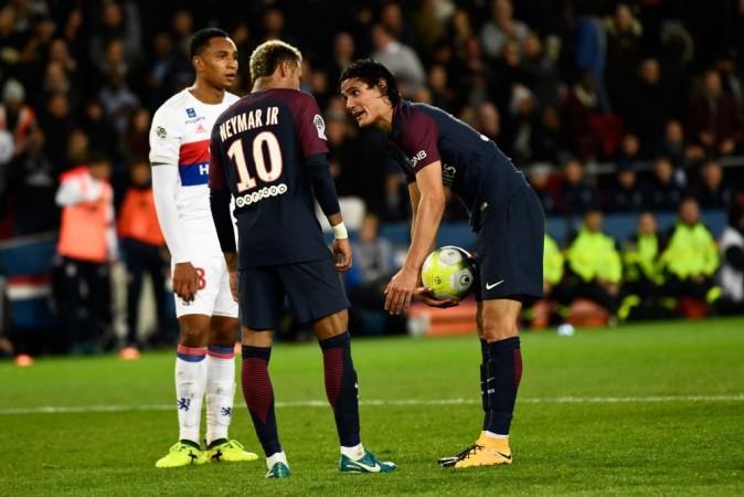 Neymar Edinson Cavani
