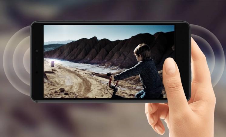 Xiaomi Mi Max 2 as seen on Mi website