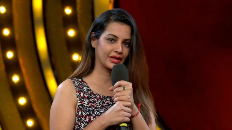 Diksha Panth on Bigg Boss Telugu