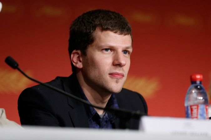 Jesse Eisenberg Justice League