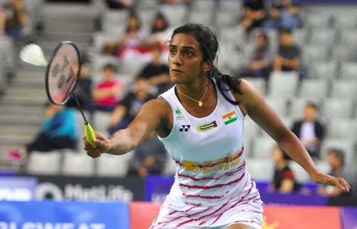 Asia C'ships: Sindhu, Saina move into third round