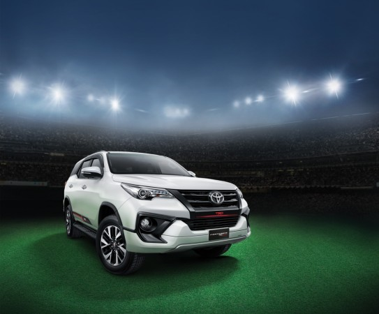 Toyota Fortuner TRD Sportivo, Toyota Fortuner TRD Sportivo India