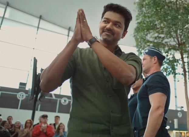 Vijay in Mersal