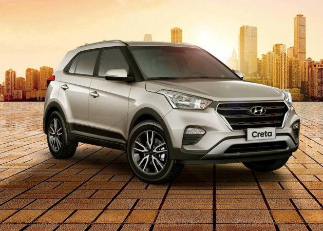 New Hyundai Creta Facelift Could Be Launched In India By November