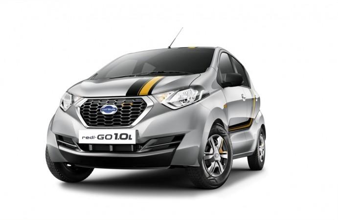Datsun redi-Go Gold edition