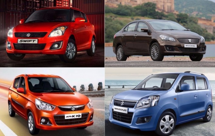 Maruti Suzuki Diwali 2017 offers, Maruti Suzuki Diwali discounts