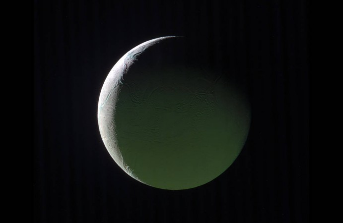 nasa, Cassini, Enceladus, icy moon,
