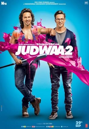 Judwaa 2, Judwaa 2 poster