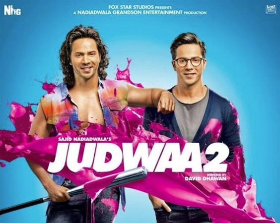 Judwaa 2 poster