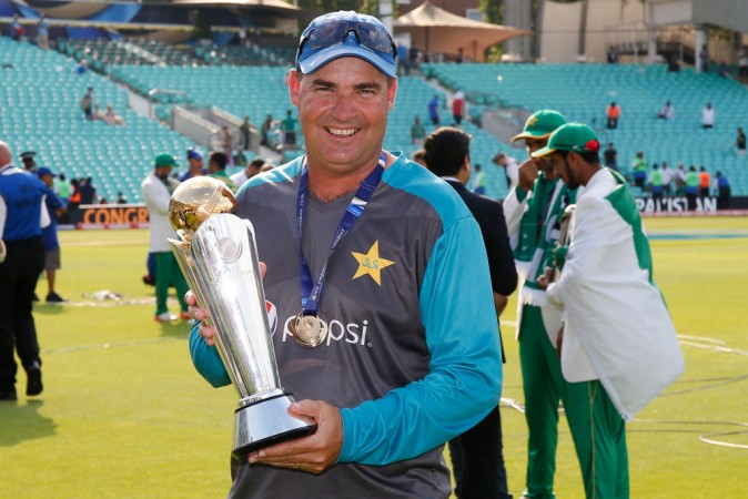 Image result for I wanted to commit suicide after losing against India: Mickey Arthur