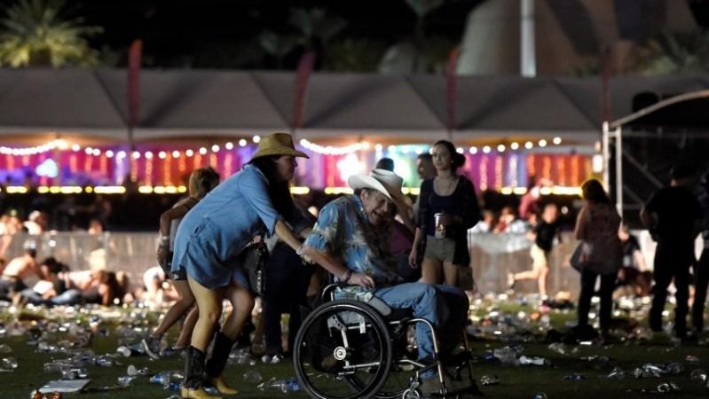 Las Vegas shooter named as 64-year-old Steven Paddock