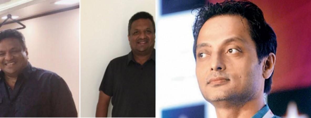 Sanjay Gupta and Sujoy Ghosh