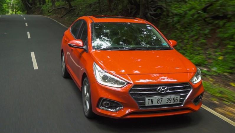2017 Hyundai Verna, 2017 Hyundai Verna India