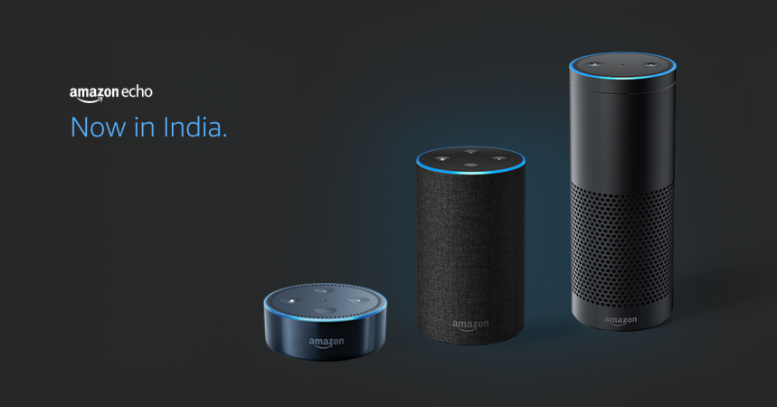Amazon Echo, Echo Plus & Echo Dot