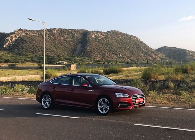 Audi Launches 2017 A5 A5 Cabriolet S5 Sportback In India Prices