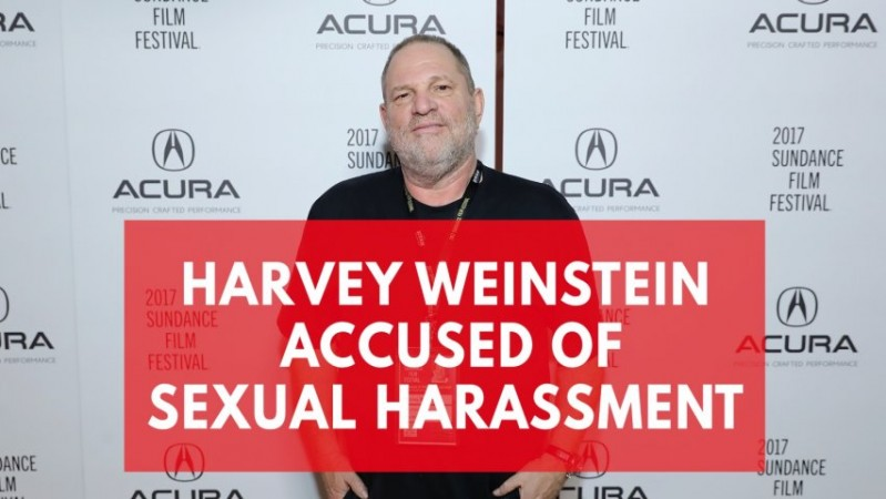 What to know about the Harvey Weinstein sexual harassment allegations
