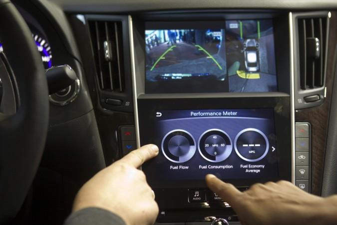 car infotainment, car infotainment tech