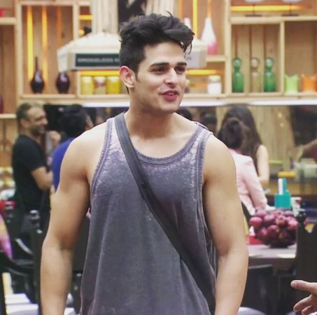 Bigg Boss 11, Priyank Sharma