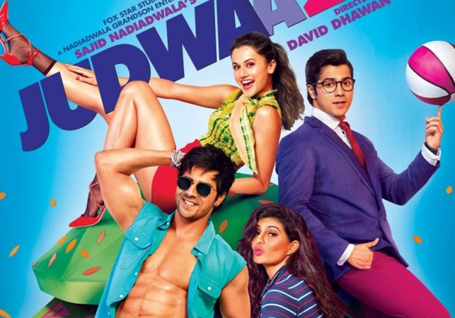 Judwaa 2 box office varun dhawan