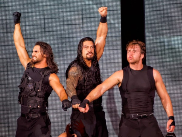 the shield, wwe