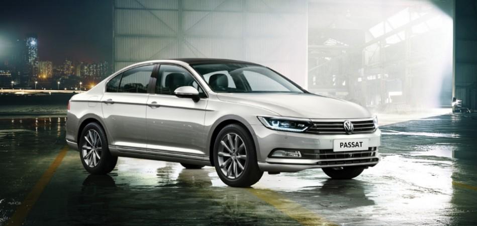 2017 Volkswagen Passat, 2017 Volkswagen Passat India