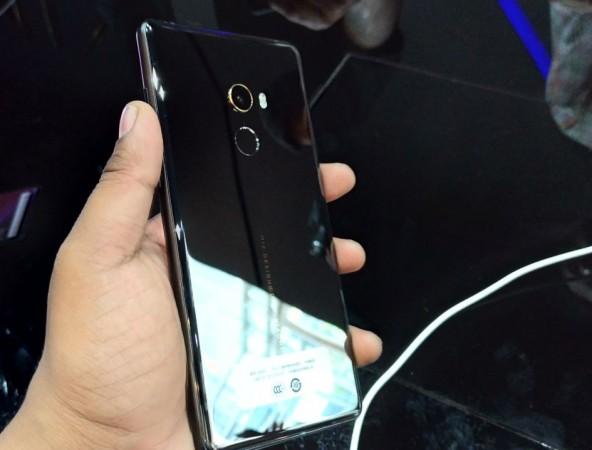 Xiaomi, Mi Mix 2, review, image, performance, battery, display