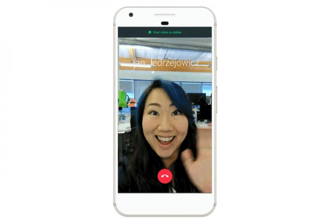 Google bringing video calling feature to Android phones