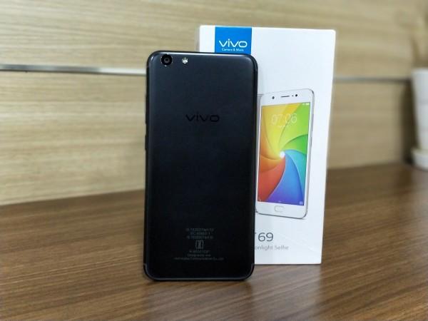 Vivo Y69 Review