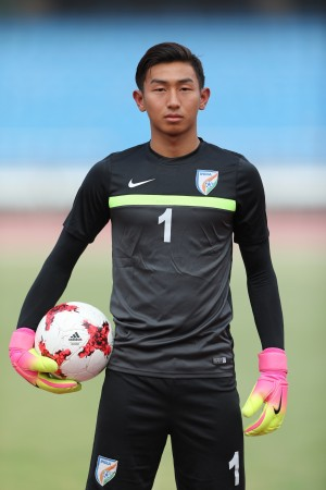 fifa u17 world cup, indian football, dheeraj singh