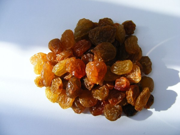 dry fruits, raisins, diabetes,