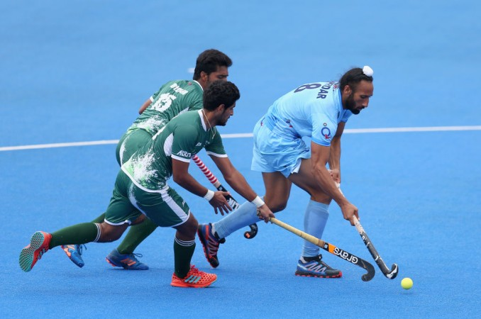 India vs Pakistan hockey