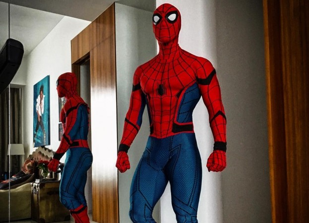 Tiger Shroff as Spiderman