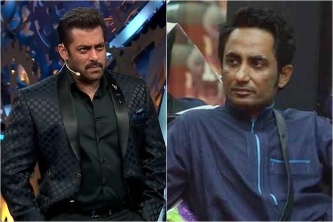 Salman Khan Bigg Boss 11 Zubair khan