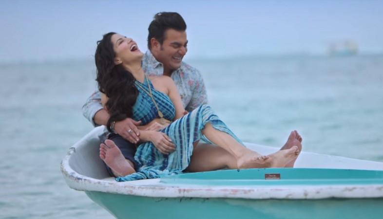 Sunny Leone Arbaaz Khan tera Intezar