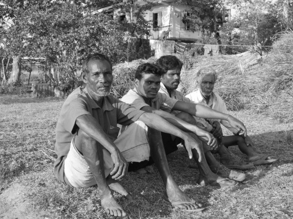 labourers  in India