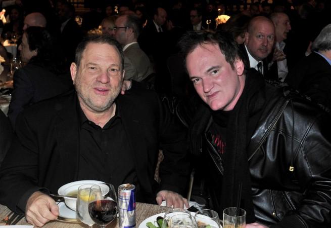 Harvey Weinstein, Quentin Tarantino