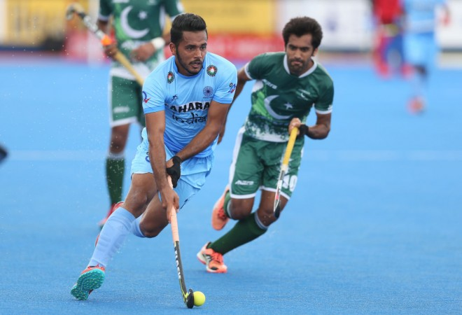 Harmanpreet Singh hockey