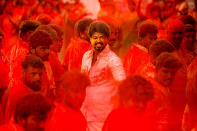 Adirindi first week box office collection: Mersal Telugu
