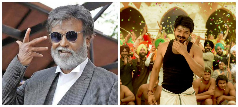 Rajinikanth vs Vijay