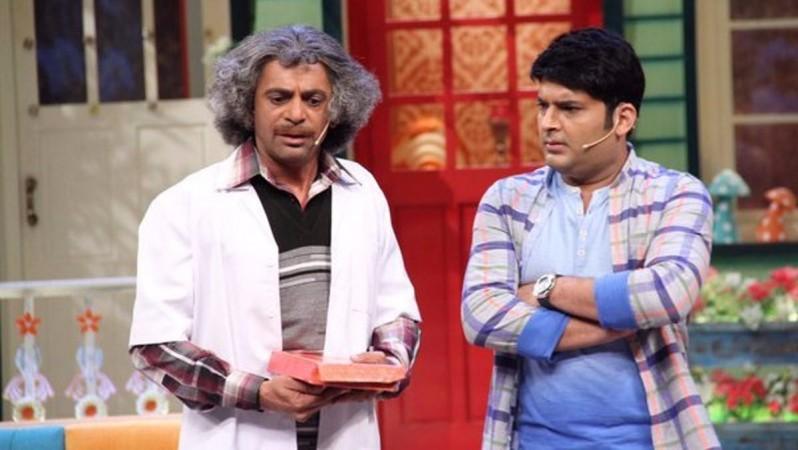 Comedian Sunil Grover bags Vishal Bharadwaj's Chhuriyaan