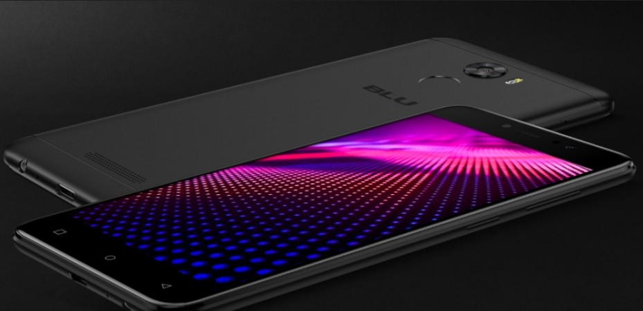 BLU Vivo 8L as seen on its official website