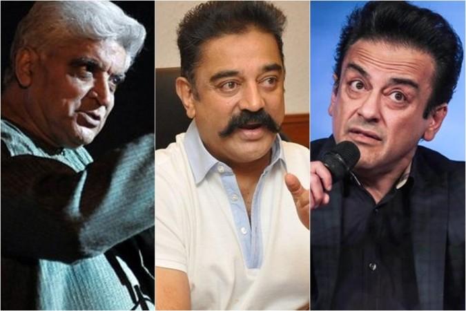 Javed Akhtar, Kamal Haasan Adnan Sami National Anthem