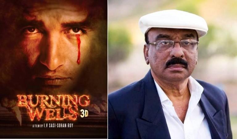 Burning wells, Sohan Roy, IV Sasi