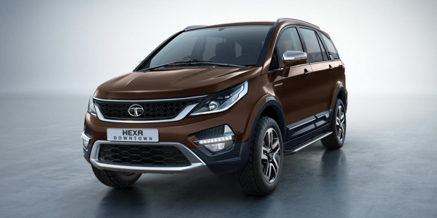 Tata Hexa Downtown Urban, Tata Hexa Downtown Urban edition